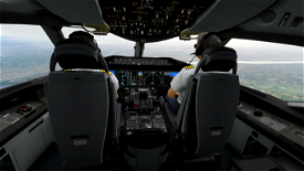 EDDF 07c ILS Landing challenge Image Flight Simulator 2020