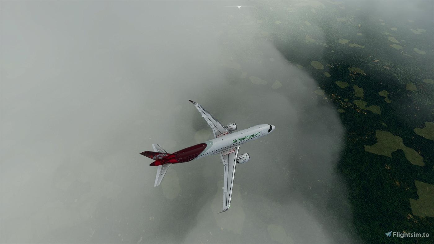 A320neo Air Madagascar 8K
