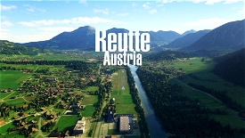 [LOIR] - Reutte-Höfen Airport, Austria Image Flight Simulator 2020