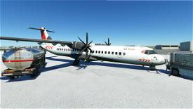ATR 72-600 Community Version Image Flight Simulator 2020