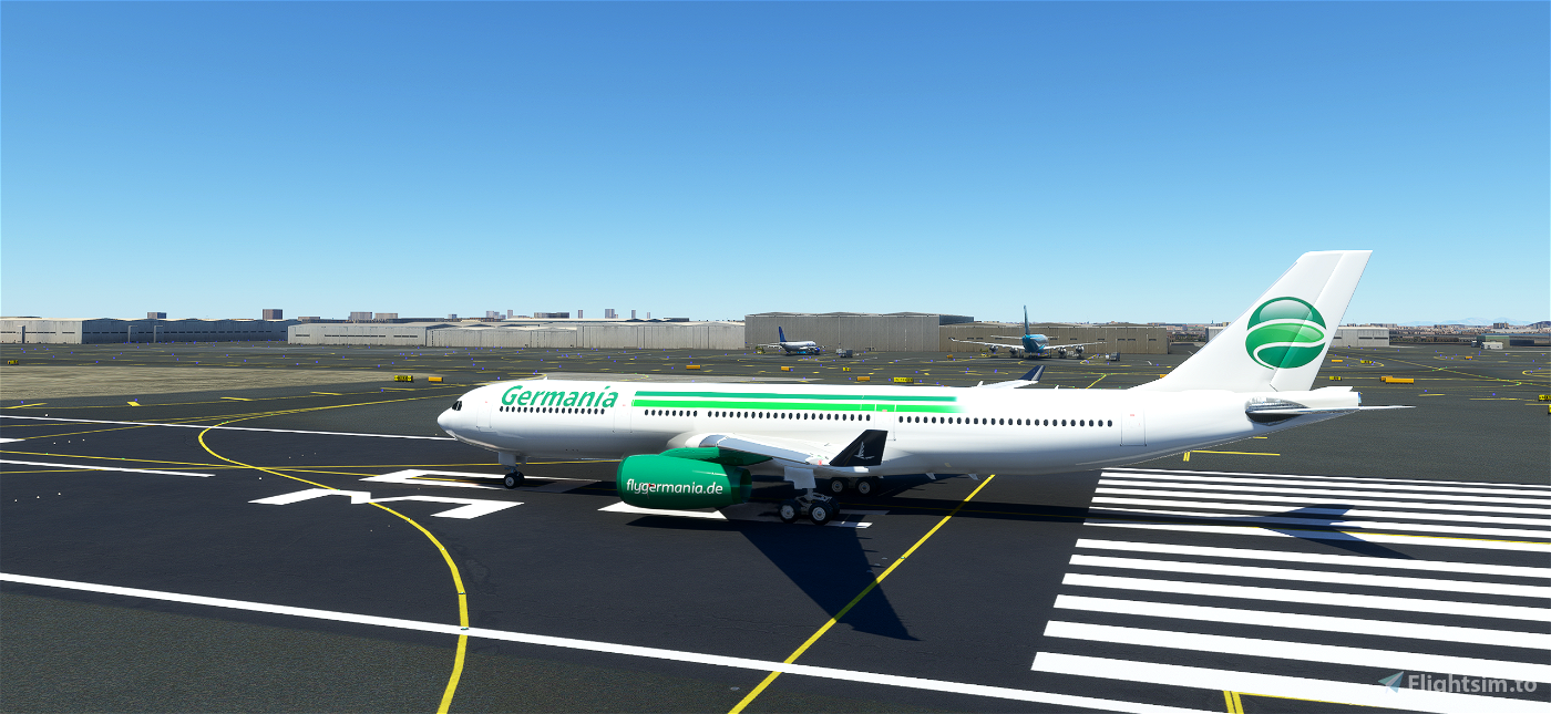PMP Airbus A330-300 - Germania