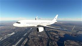 Airbus A32NX FBW VH-VCJ Image Flight Simulator 2020