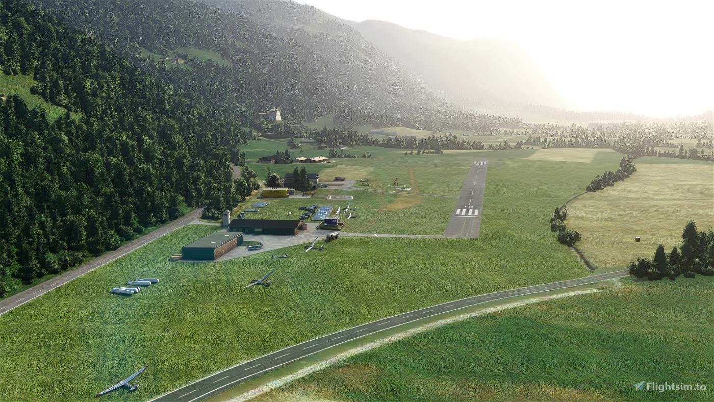 [LOKL] - Lienz-Nikolsdorf Airport, Austria