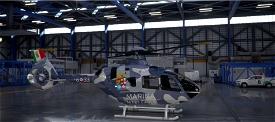H135 Italian Military Marine (inspired) Image Flight Simulator 2020