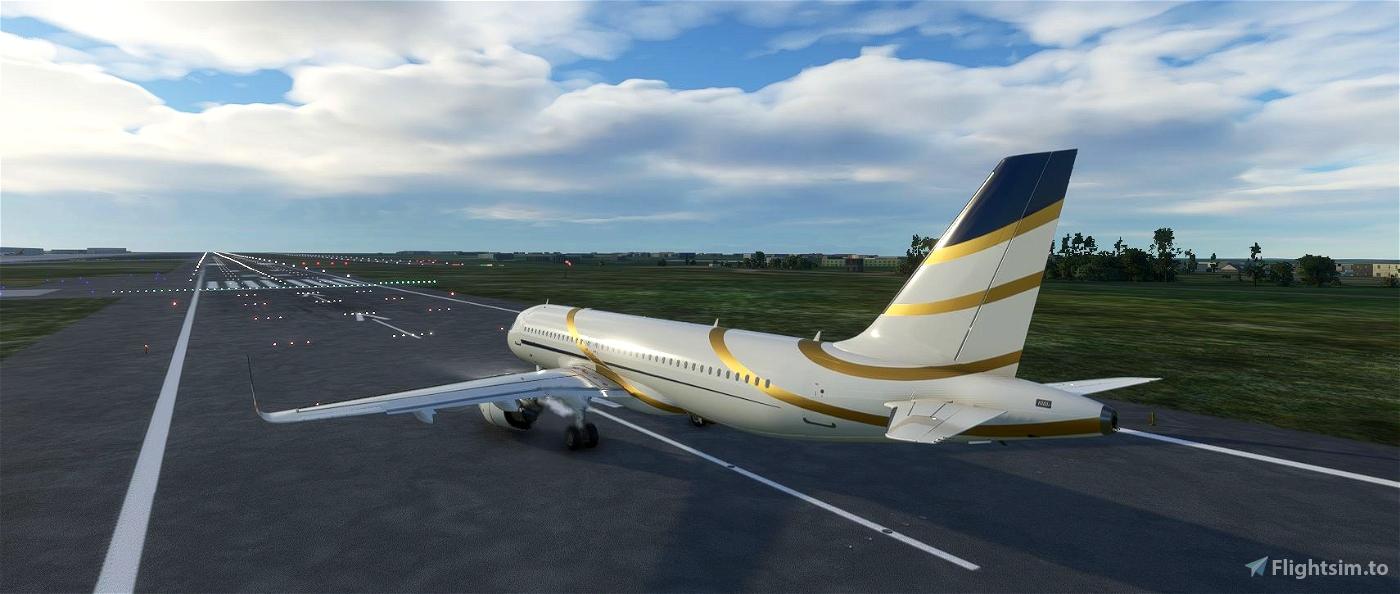 FBW A32NX Comlux Aviation Airbus ACJ320neo (9H-NEW)