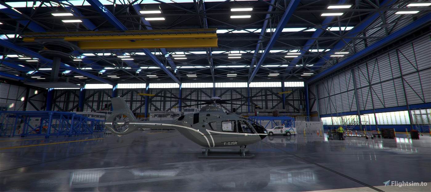 Airbus H135 Corse Helicoptere