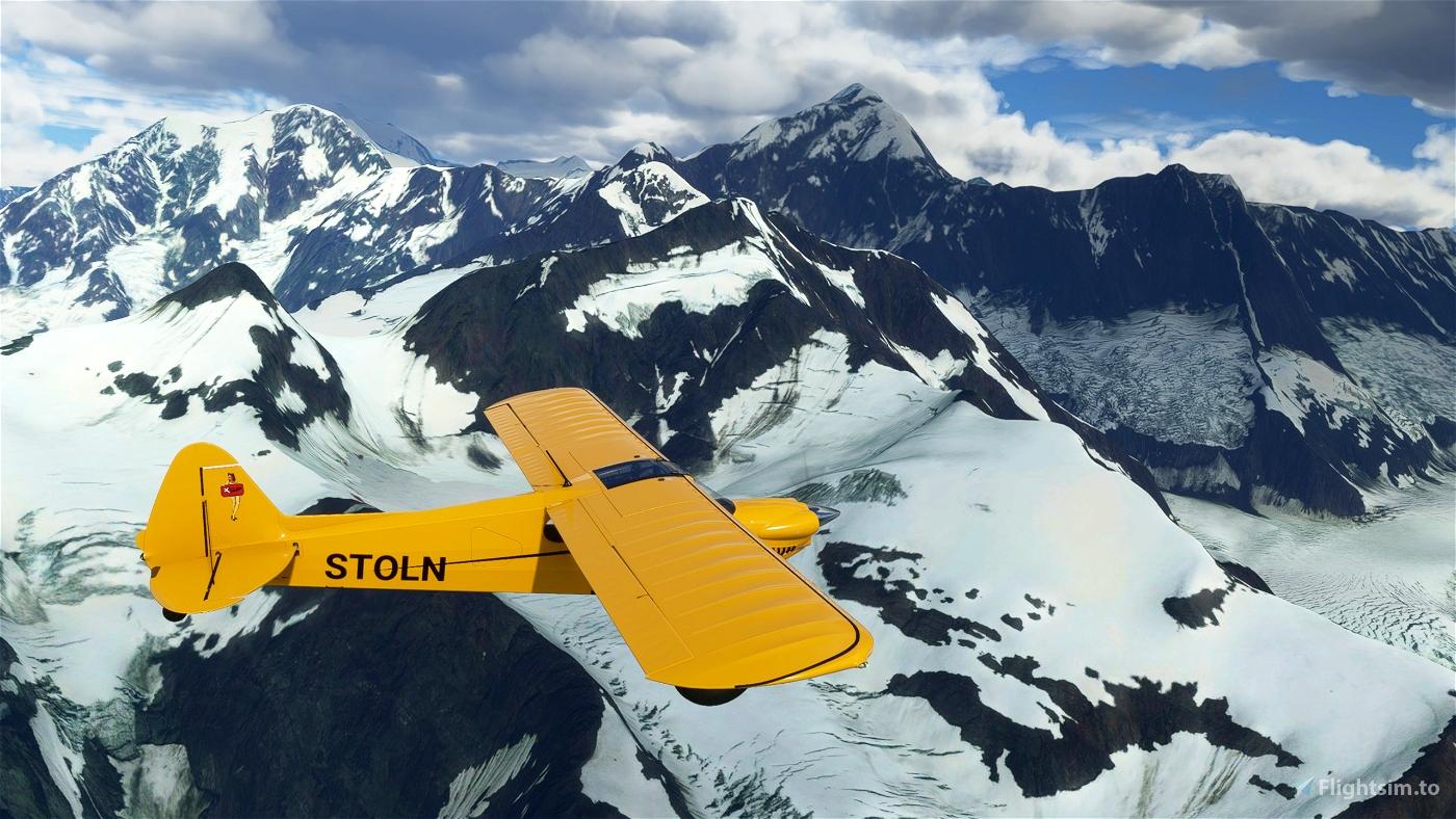 Discover Wild Alaska Flight Simulator 2020
