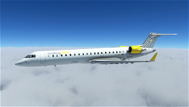 Vueling CRJ 700 - 8K Image Flight Simulator 2020
