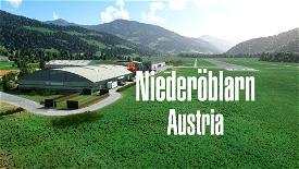 LOGO Niederöblarn/Austria Image Flight Simulator 2020