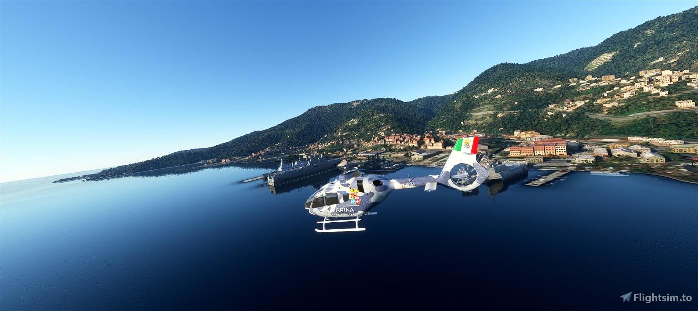 H135 Italian Military Marine (inspired)