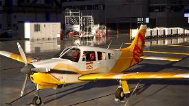 JustFlight Piper Arrow III HiddenA320 Image Flight Simulator 2020