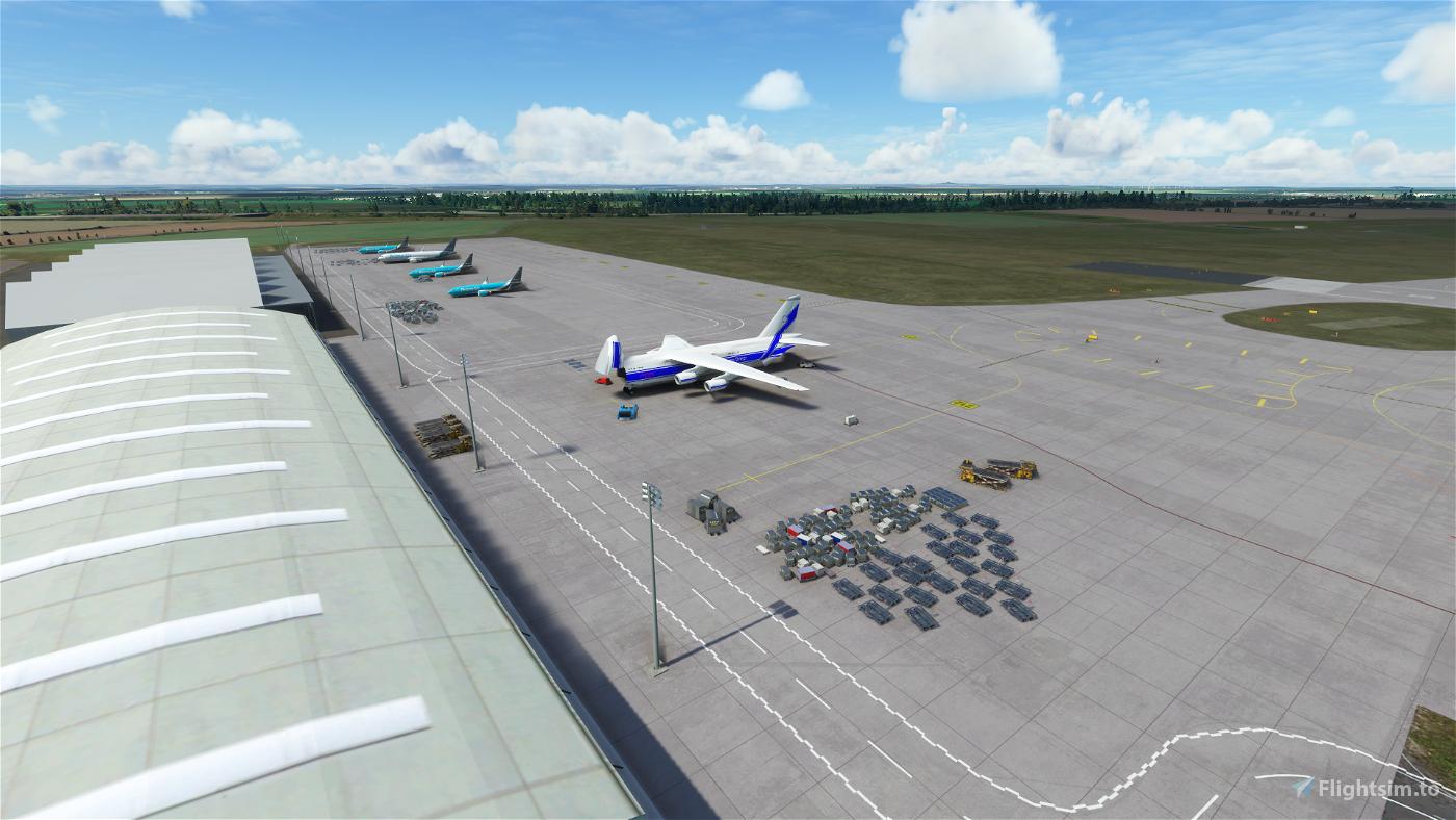 [EDDP] Leipzig-Halle Airport