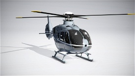 Airbus H135 Corse Helicoptere Image Flight Simulator 2020