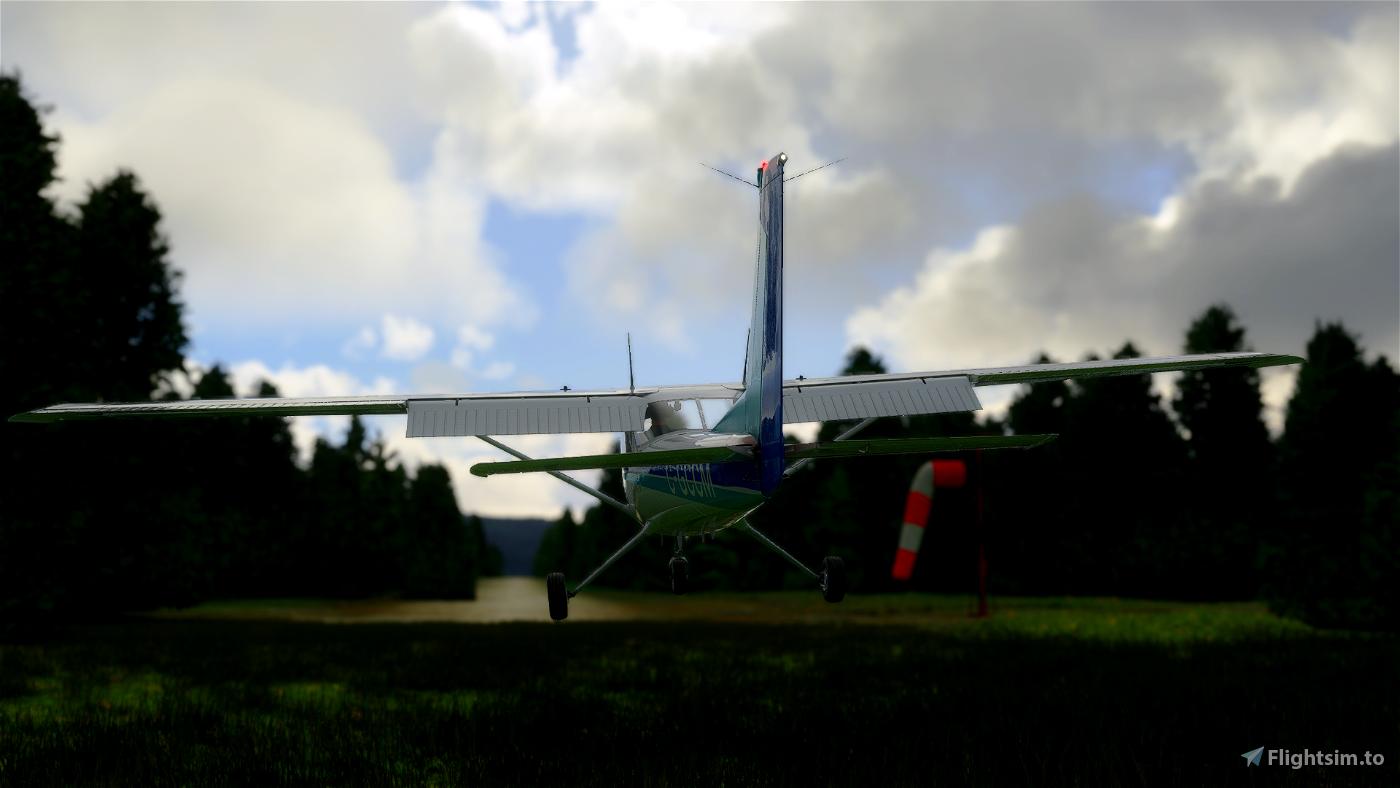 [W.I.P] - Cessna 152 Backcountry/STOL Mod!