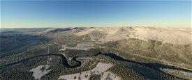 Bush airfields of mid Norway Image Flight Simulator 2020