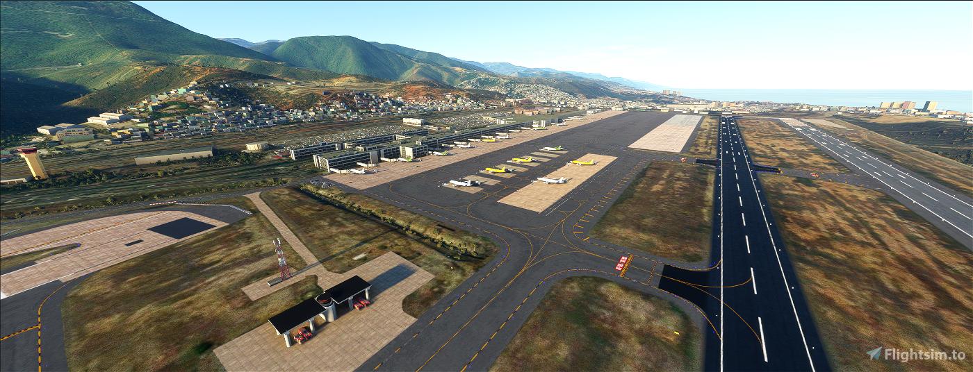 SVMI RESTRUCTURED V.1.0 Flight Simulator 2020