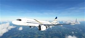 FBW A32NX Comlux Aviation Airbus ACJ320neo (9H-NEW)  Image Flight Simulator 2020