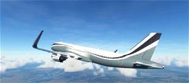 FBW A32NX  Sophar Airbus ACJ320neo (M-KATE) Image Flight Simulator 2020
