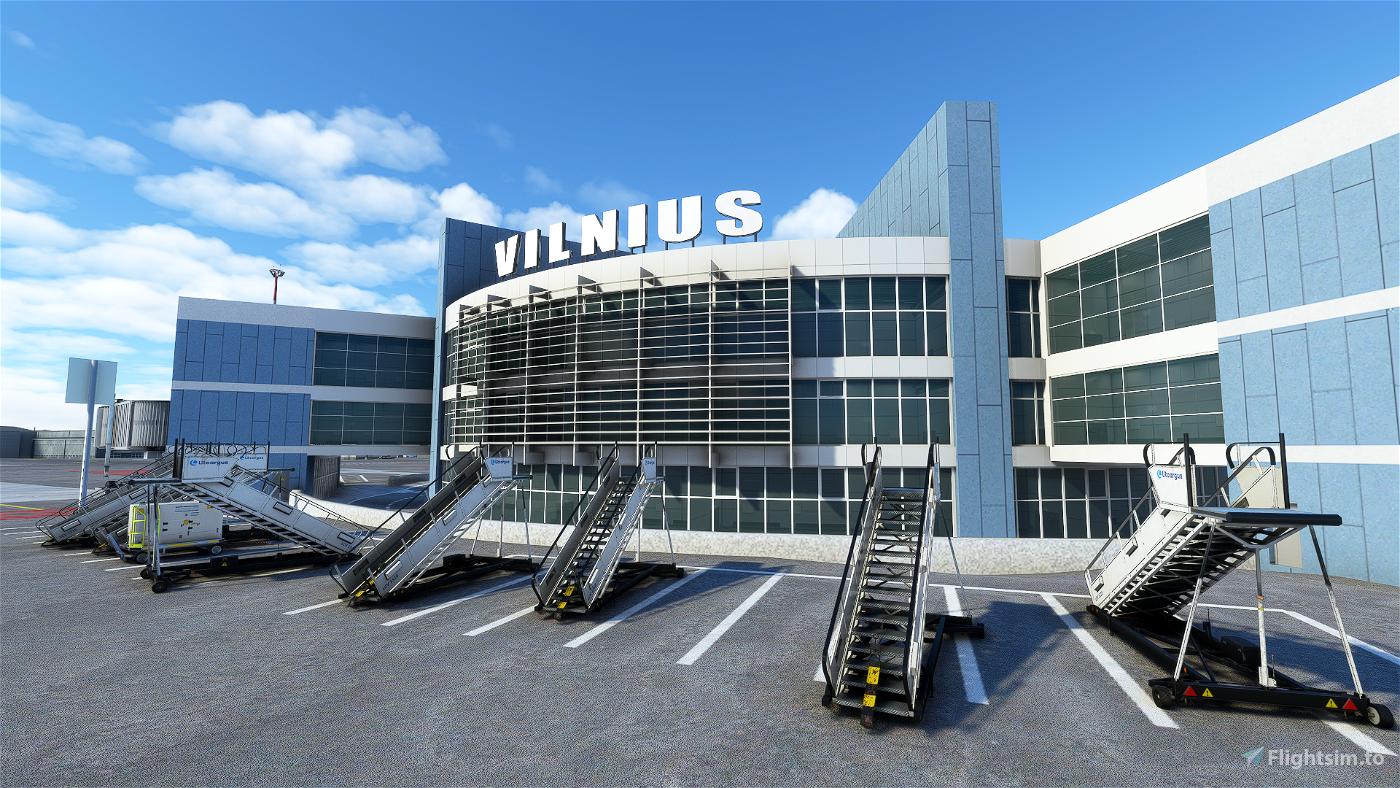 EYVI Vilnius International Flight Simulator 2020