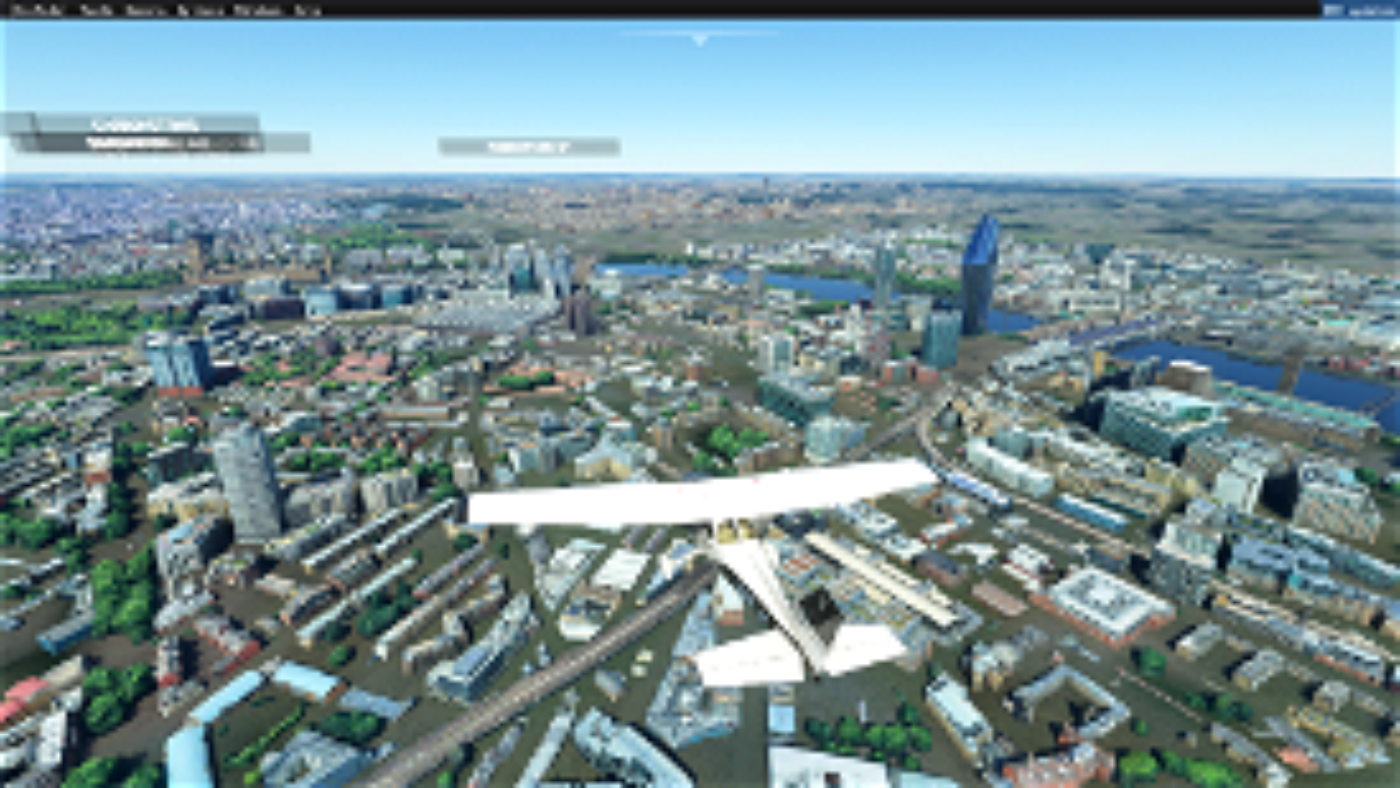 Támesis orilla London-3  Image Flight Simulator 2020