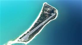 WWII Kure Atoll Airport Image Flight Simulator 2020