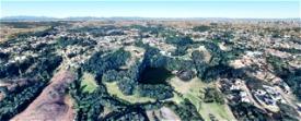 Curitiba - Parque Tanguá, Pedreira Paulo Leminski, Ópera de Arame e Parque São Lourenço Image Flight Simulator 2020
