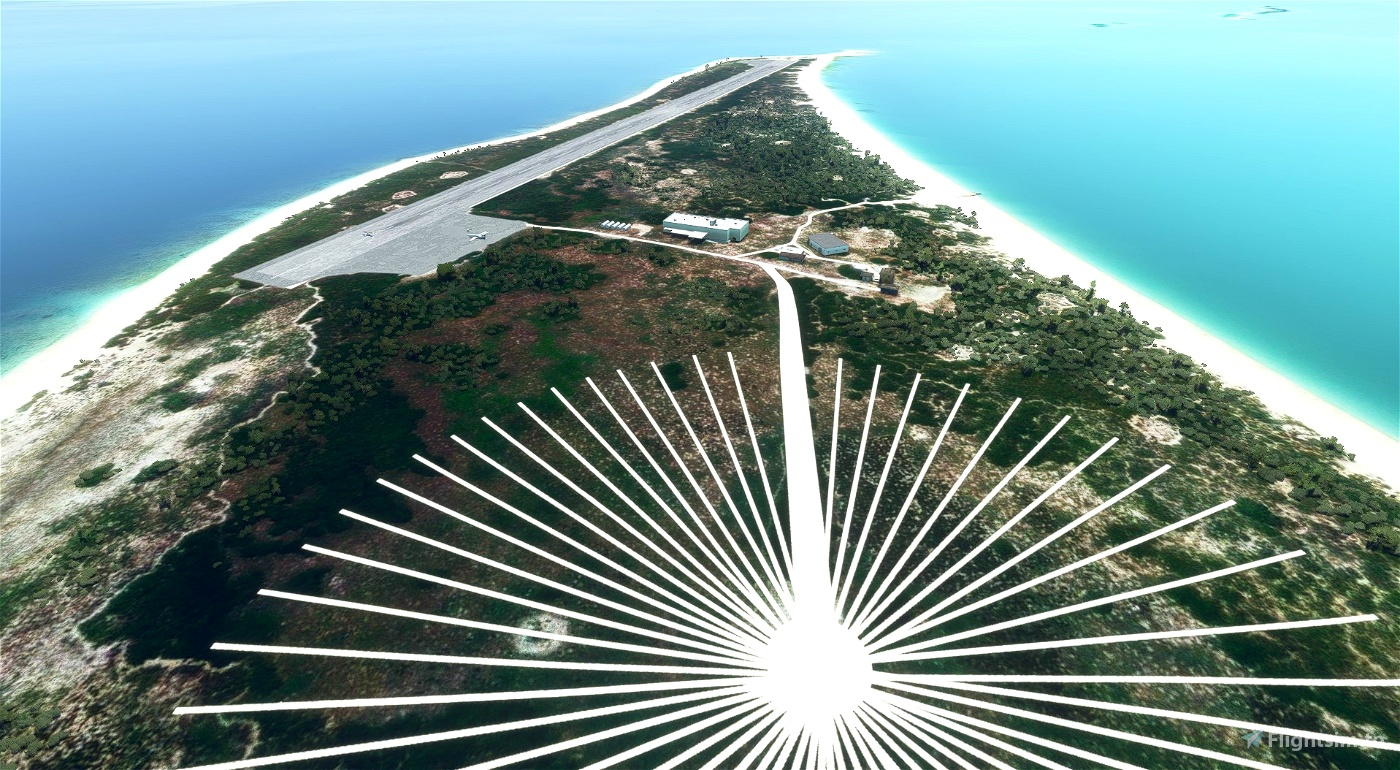 WWII Kure Atoll Airport