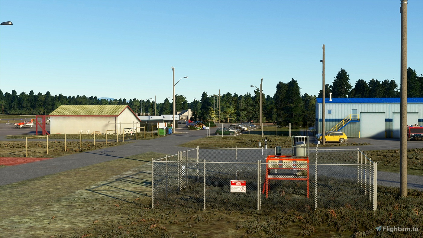 CAT4_Qualicum Beach airport