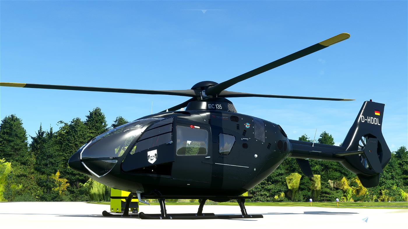 EC135 Marineflieger MFG5 Flight Simulator 2020