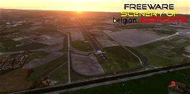 EBFN Koksijde Airbase, Belgium Image Flight Simulator 2020