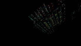 A320NX FBW RGB Cockpit (Rainbow Lighting) Image Flight Simulator 2020