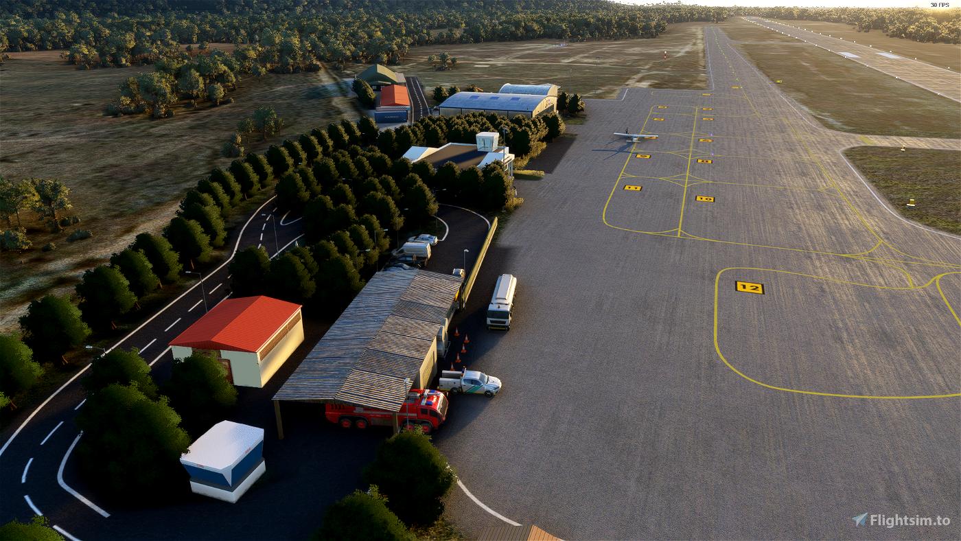 LTFB Selcuk-Efes Airport - Turkey