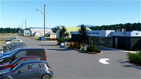 CAT4_Qualicum Beach airport Image Flight Simulator 2020