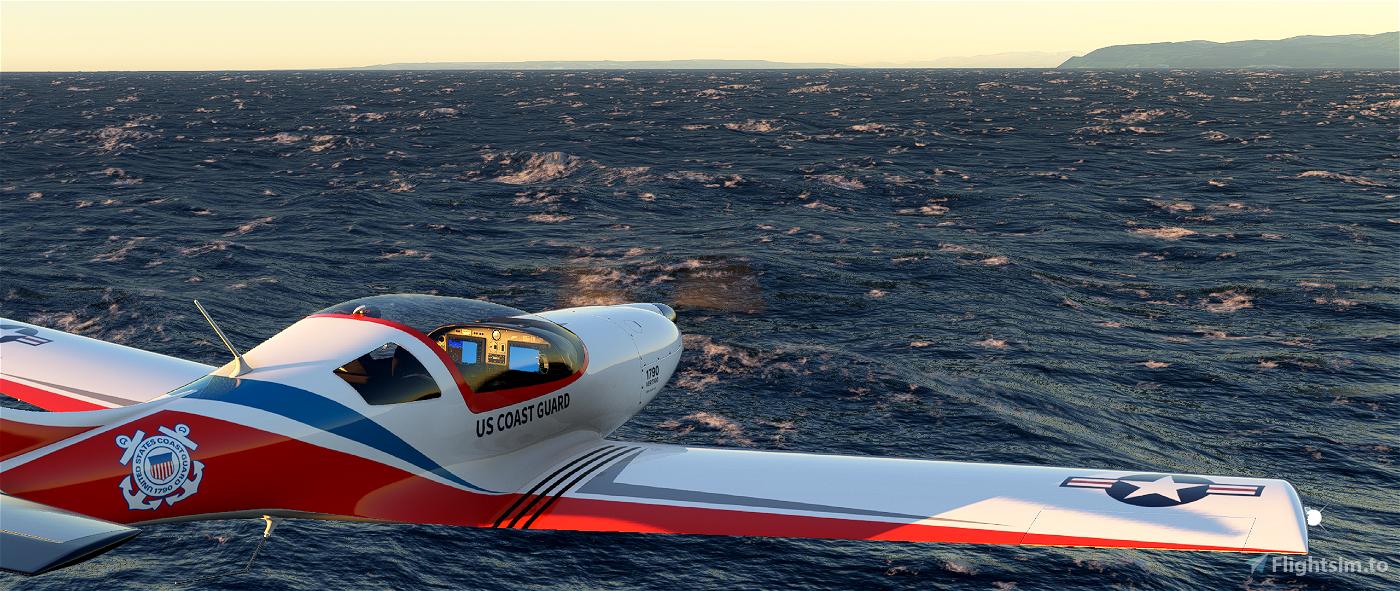 Vertigo - Turbo Prop Racer Flight Simulator 2020