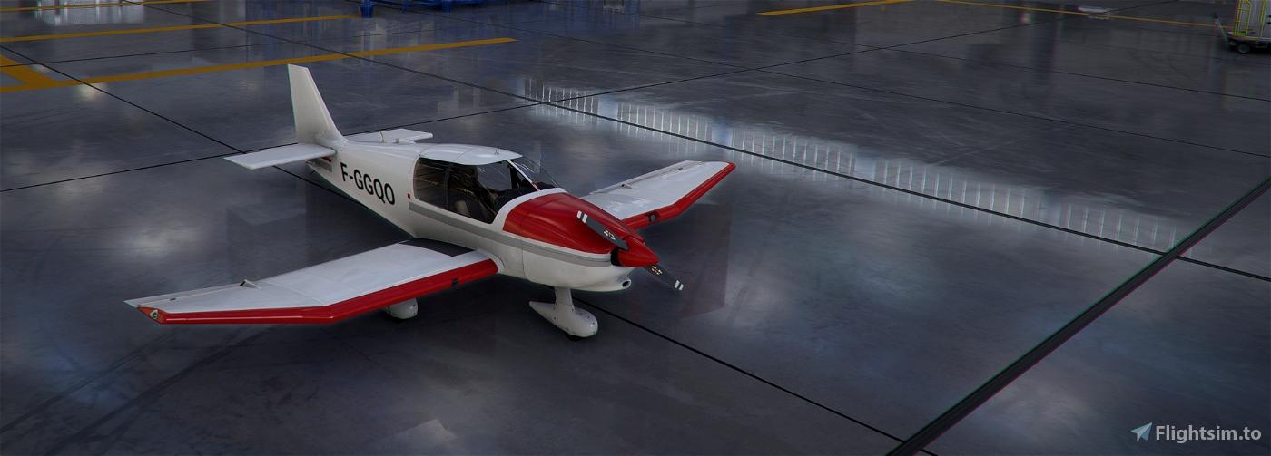 Robin DR400-120 Petit prince